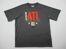 "Auburn Tigers Shirt Men/'s Dry-Fit /""Sleeper/"" T-Shirt Colosseum Grey"