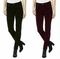 "NEW! Buffalo Women's ""Icon"" Slim Sculpt Cord Skinny Pants Stretch VARIETY - E12"