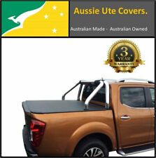 Nissan Navara NP300 D23 To Fit Sports Bar Clip On Ute Tray Cover Tonneau