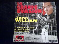 John William: La grande évasion/ 45t Polydor 27 066