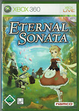 Eternal Sonata (Microsoft Xbox 360, 2007, DVD-Box)