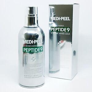 Medi Peel All In One Peptide 9 Volume White Cica Essence 100ml Bubble K-Beauty