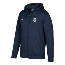 Rhode Island Rams Ncaa Adidas Men's Navy Blue Left Chest Team Logo Hoodie