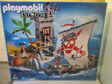 Playmobil 5919 pirates attack soldiers bastion, box brand new unopened