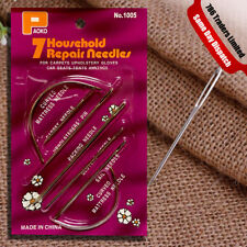 Sewing Needles Hand Crafting Curved Craft Needles Dresses Carpet Leather Blanket