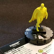 VISION - 005 - Common Figure Heroclix Avengers Infinity Set