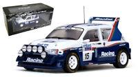 Sun Star 5531 MG Metro 6R4 #15 RAC Rally 1986 - Jimmy McRae 1/18 Scale