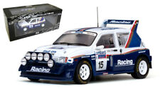 Sun Star 5531 MG Metro 6R4 #15 RAC Rally 1986 - Jimmy McRae 1/18 Scale