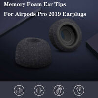 Memory Foam Replacement Ear Tips Buds For Airpods Pro 2019 Earplugs Headphone