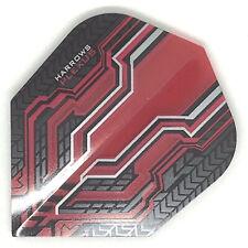 Dart Flights HARROWS PLEXUS Standard Shape Extra Strong RED