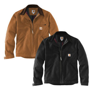 Carhartt Duck Detroit Jacket Work Coat Men's - Pick Size and Color