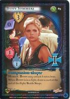 Buffy TVS CCG Limited Class Of 99 Uncommon Card #85 Xander Harris