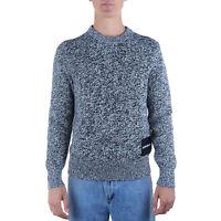 Calvin Klein Jeans Cardigan Stitch Cn Sweater Maglia Uomo J30J313156 112 Bright
