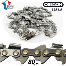 Piece Lame chaine tronconneuse Oregon 80 maillons 325 1.5