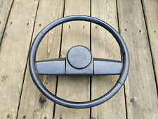 1985-91 GMC Truck/Van OEM Steering Wheel & Center Cap - S15, Sonoma, Safari