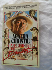 "AGATHA CHRISTIE PAPERBACK - ""APPOINTMENT WITH DEATH"""