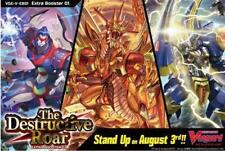 VGE-V-EB01 The Destructive Roar Ex. Booster Box Cardfight Vanguard ready to ship