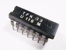TFK u116 IC CIRCUITI #ca73