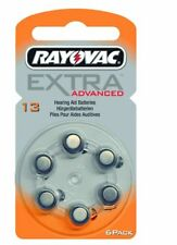 Rayovac Extra V13 orange Hörgerätebatterie - 10 x 6 St (60 Stück)