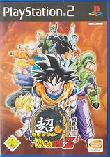 PS2 - Playstation ► Dragon Ball Z Spiel nach Wahl - Budokai | Tenkaichi u.v.m ◄