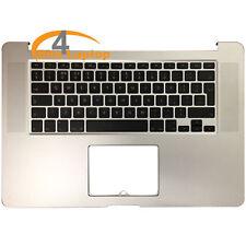 "Apple Macbook Pro 15"" Retina A1398 2015 Topcase Palmrest & UK Layout Keyboard"