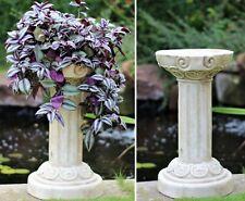 Garden Ornament Plant Pot Stand Roman Column Decoration Outdoor Indoor 52cm tall