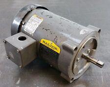 Baldor KM3454 Electric Motor 1/4 Hp 1725 Rpm 230/460 Volt 008
