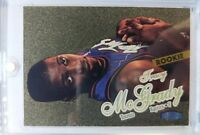 1997-98 Fleer Ultra Gold Medallion Tracy McGrady Rookie RC #138G, Parallel
