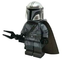 **NEW** Custom - MANDALORIAN - Star Wars Din Djarin Block Minifigure