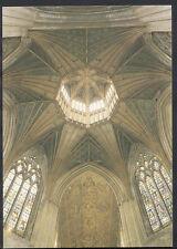 Cambridgeshire Postcard - Ely Cathedral - Lantern Interior B3020