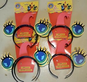 MISS SPIDER'S SUNNY PATCH FRIENDS HEADBANDS 8 ~ Birthday Party Free Shipping