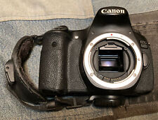 Canon EOS 60D 18.0 MP Digital SLR Camera - Black (Body Only)