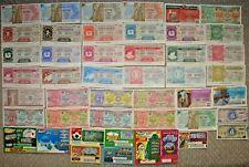 Griechenland 46 griechische Lotterie & Scratch Lotterielose