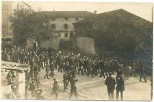 GRAMOGLIANO - FOTOGRAFICA -CORNO DI ROSAZZO (UDINE)1921