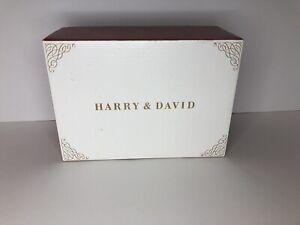HARRY AND DAVID SALT/PEPPER SHAKERS CHRISTMAS MINI TREE & BELL (3 EACH) NIB 2009
