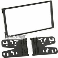 Metra 95-1005 Double DIN Car Install Dash Kit for Select 2001-06 Kia Vehicles