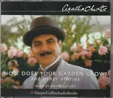 Audio Book - Agatha Christie How Does Your Garden Grow and Other Stories   (DT)