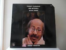 TOMMY FLANAGAN - SUPER-SESSION - INNER CITY RECORDS-IC 3039 - NEW - MINT