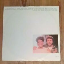 """Aretha Franklin & George Michael – I Knew You Were Waiting (For Me) Vinyl 12"""""""