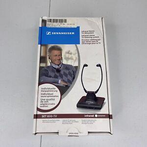 Sennheiser Set 830-TV Infrared Stereo TV Listening System