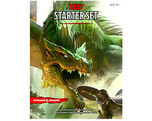 Dungeons and Dragons Boxed Starter Set NEW