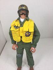 1/6 HASBRO KOREAN WAR USAF AIR FORCE F-86 SABRE JET FIGHTER PILOT BBI DID DRAGON