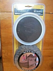 Furniture Movers and floor protectors, 1,000 # load limit by Everbilt Moveables,