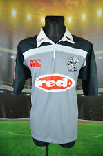 THE SHARKS CANTERBURY RUGBY UNION SHIRT (XL MENS) JERSEY TOP TRIKOT CAMISETA