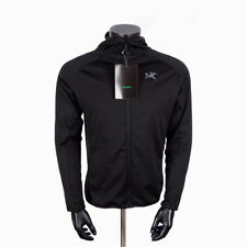 NWT Arc'teryx Men's Adahy Hoody Hoodie Softshell jacket BLACK S M L XL