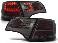LED REAR TAIL LIGHTS LDAU39 AUDI A4 B7 2004 2005 2006 2007 2008 AVANT SMOKE