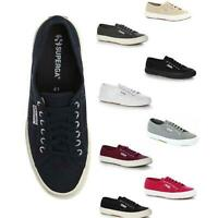 Superga Trainers - 2750 Cotu Classic - Assorted Colours & Styles