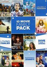 10-Movie Family Pack DVD