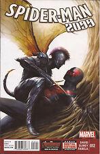 Spider-Man 2099 #12 Marvel Miguel O'Hara Parker Ind Alchemax Peter David  VF