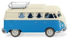Wiking 079733 - VW T1 Campingbus - perlwei�Ÿ/blau (1:87)_NEU/OVP